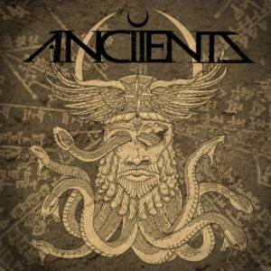 Cover - Anciients: Snakebeard