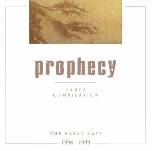 Cover - Drawn: Prophecy Label Compilation 1996 – 1999 (The Early Days)