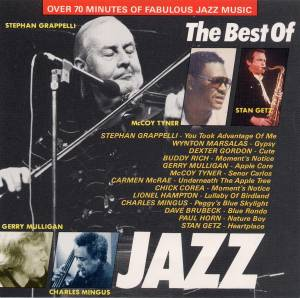 Cover - King Oliver's Creole Jazz Band: Best Of Jazz, The