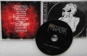 Massacra: Final Holocaust (CD) - Bild 4