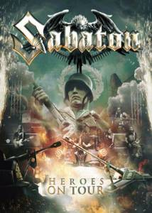 Sabaton: Heroes On Tour - Cover