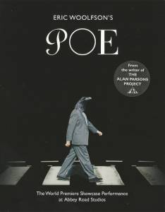 Cover - Eric Woolfson: Poe