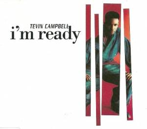 Cover - Tevin Campbell: I'm Ready