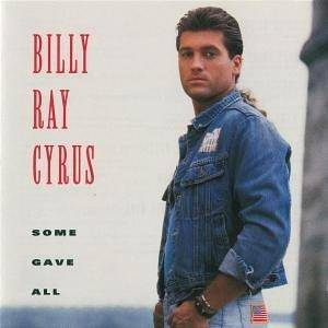 Billy Ray Cyrus: Some Gave All - Cover