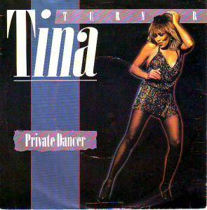 Tina Turner: Private Dancer - Cover