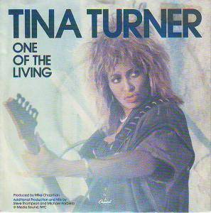 Tina Turner: One Of The Living - Cover