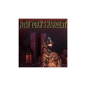 Cover - Skarhead: New York's Hardest