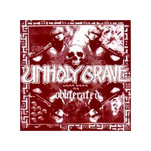Cover - Unholy Grave: Obliterated