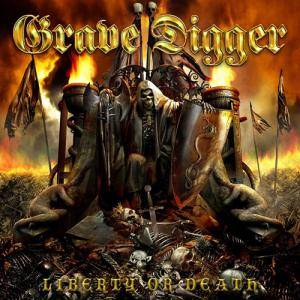 Grave Digger: Liberty Or Death - Cover