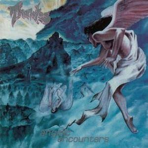 Thanatos: Angelic Encounters - Cover