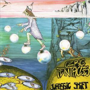 Ozric Tentacles: Jurassic Shift - Cover
