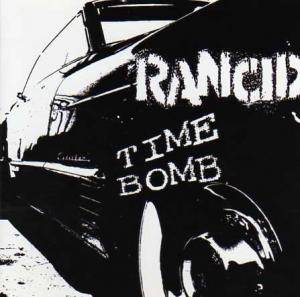 Rancid: Time Bomb - Cover
