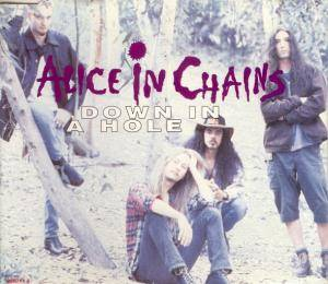 Alice In Chains: Down In A Hole - Cover