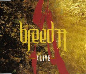 Breed 77: Alive - Cover