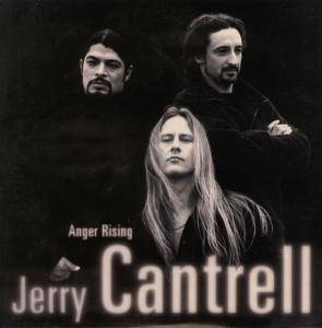 Cover - Jerry Cantrell: Anger Rising