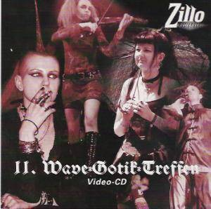 Cover - Mila Mar: 11. Wave Gotik Treffen 2002 In Leipzig