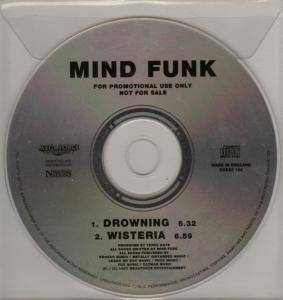 Cover - Mind Funk: Drowning/Wisteria