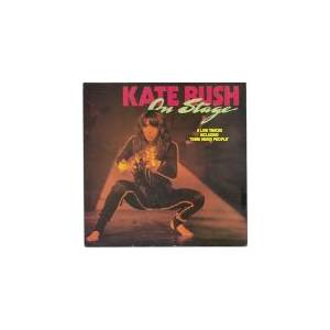 Kate Bush: On Stage - Cover