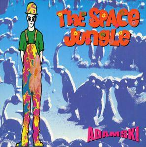 Cover - Adamski: Space Jungle, The