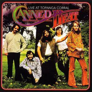 Canned Heat: Live At Topanga Corral - Cover
