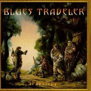 Cover - Blues Traveler: Travelers & Thieves