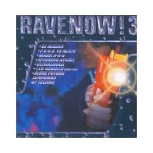 Rave Now! 3 - Cover