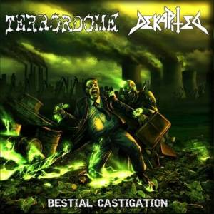 Dekapited: Bestial Castigation - Cover