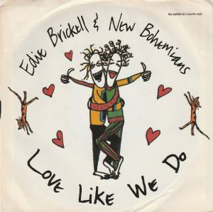 Cover - Edie Brickell & New Bohemians: Love Like We Do