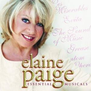 Cover - Elaine Paige: Essential Musicals