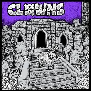 Cover - Clowns: Bad Blood