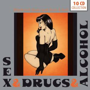 Cover - Lucille Bogan: Sex & Drugs & Alcohol