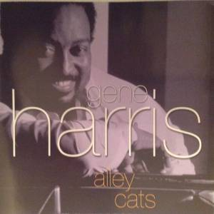 Cover - Gene Harris: Alley Cats