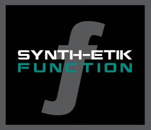Cover - Synth-Etik: Function