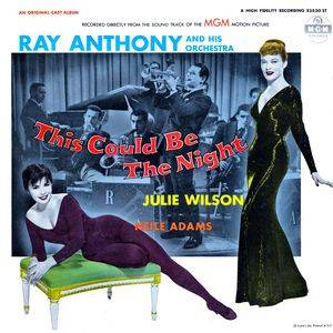 Cover - Ray Anthony: This Could Be The Night