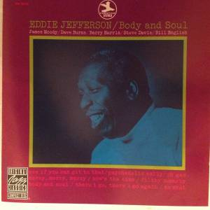 Cover - Eddie Jefferson: Body And Soul