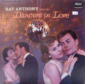 Cover - Ray Anthony: Plays For Dancers In Love