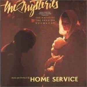 Cover - Home Service: Mysteries, The