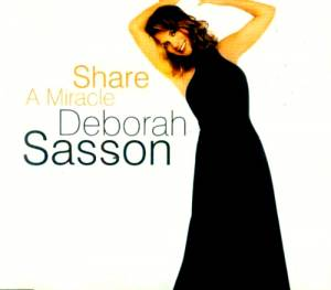 Cover - Deborah Sasson: Share A Miracle