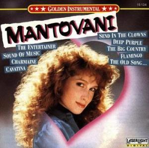 Mantovani Orchestra, The: Golden Instrumental - Cover