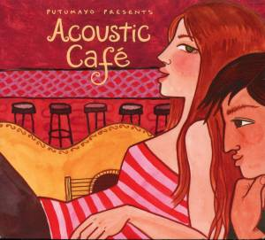 Cover - Justin Townes Earle: Acoustic Cafe