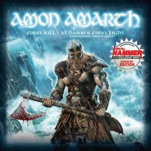 "Amon Amarth: First Kill (Promo-7"") - Bild 1"