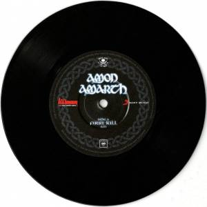 "Amon Amarth: First Kill (Promo-7"") - Bild 3"
