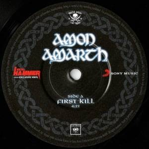 "Amon Amarth: First Kill (Promo-7"") - Bild 5"
