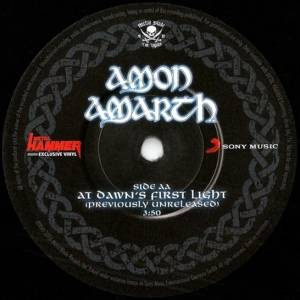 "Amon Amarth: First Kill (Promo-7"") - Bild 6"