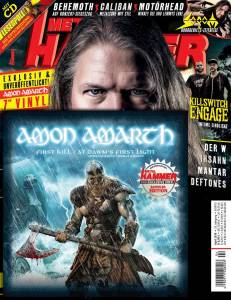 "Amon Amarth: First Kill (Promo-7"") - Bild 7"