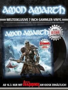 "Amon Amarth: First Kill (Promo-7"") - Bild 8"