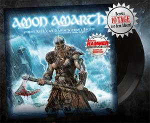"Amon Amarth: First Kill (Promo-7"") - Bild 9"