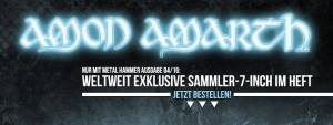 "Amon Amarth: First Kill (Promo-7"") - Bild 10"