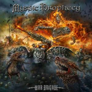 Cover - Mystic Prophecy: War Brigade