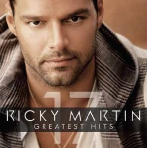 Cover - Ricky Martin: Greatest Hits